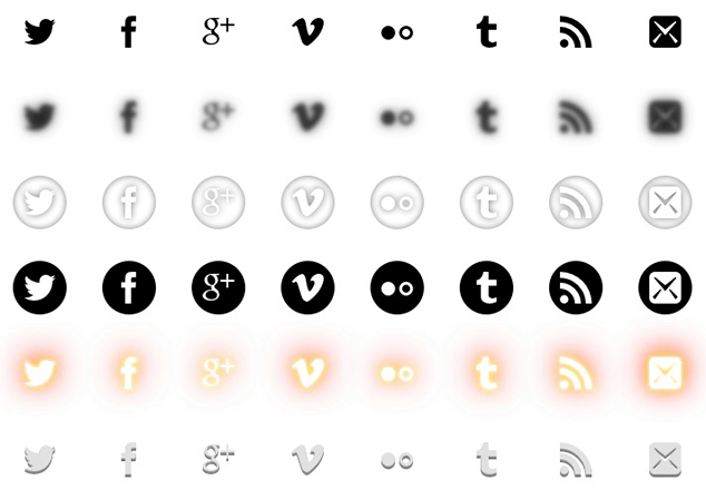 Responsive Webfont Icons - Web Standards Sherpa